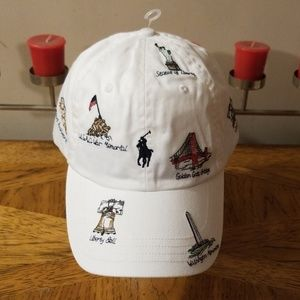 Polo by Ralph Lauren hat.